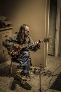Charlie Parr (photo by William Hurst)